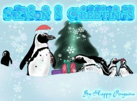 Xmas Penguins 07 by HappyPenguins