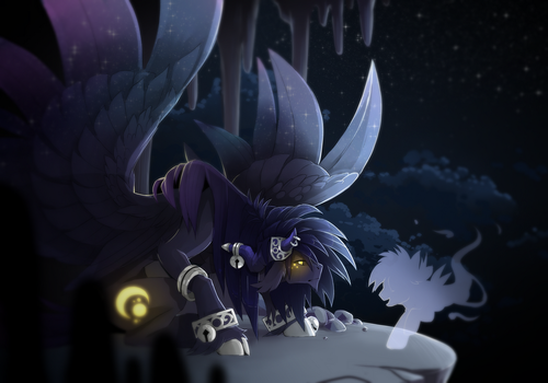 how about your dreams ? by Taiga-Blackfield