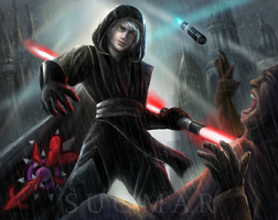 Darth Void [CE] by SUOMAR