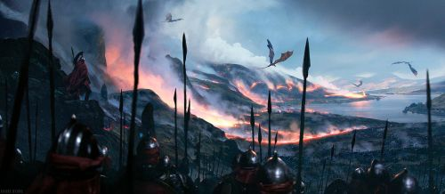 Garin's Army by chasestone