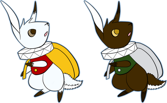 Fakemon :: Lewipin by Aetherium-Aeon