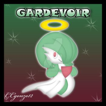 Gardevoir Chao by CCmoonstar23