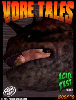 VORE TALES 10 ON SALE NOW! by PerilComics