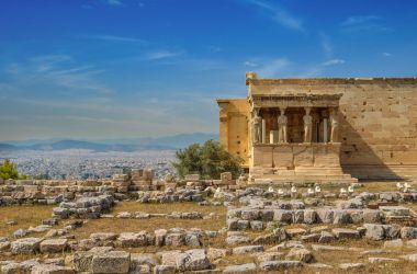 Erechtheion by urosch