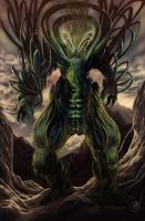RIFT - PLANE of LIFE COLOSSUS by angelmarthy