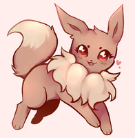 Fluffy fluffy by evanixel