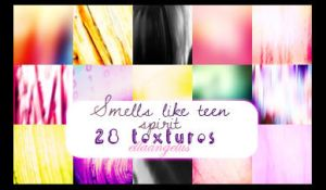 'Smells like teen spirit' texture pack by blackcatme