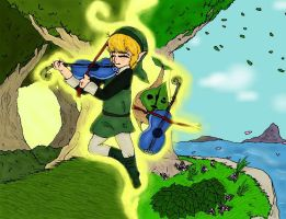 The Wind Sage: Wind Waker by SaintsSister47