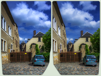 Reichenbach, Kolpingstrasse 3-D / CrossView / HDR by zour