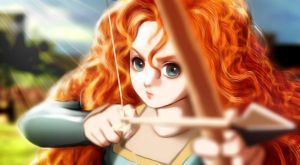 BRAVE(request) by Esther-Shen
