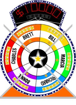 Star Wheel #4 $10,000 2 by mrentertainment