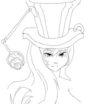 Caitlyn Sketch by Wallachia
