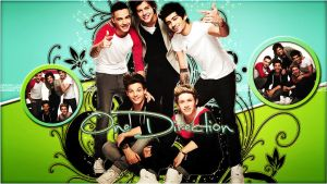 One Direction -Wallpaper by DamnProblem