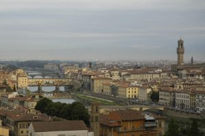 View of Florence by Panzer-13