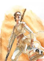 Rey Colour by Herio13