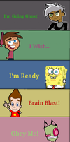 Nicktoons Unite Catchphrases by MJStratton
