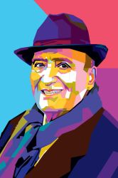WPAP Pop Art Commission by AdamKhabibi