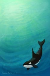 Orca by nebester