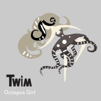Octopus Girl by Maybellez