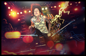 BMTH Show by CanNWill