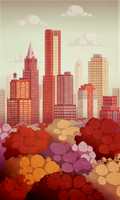 Autumn in the City by Tom-the-S