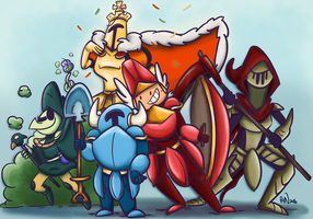 Two Years of Knights and Nerds by pickles-4-nickles
