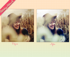 Photoshop Action 4 by MagicalMoment