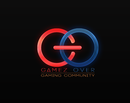 GamezOver Logo v2 by Death-GFx