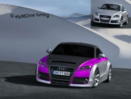 Audi TT tuning by ely862me