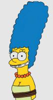 Marge Simpson Request by Meowstic47