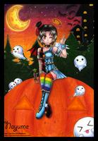 Halloween 2015 by Nay-Hime