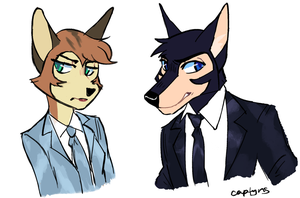 Sawyer And Harvey Concepts by captyns