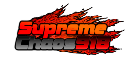 My new awesome Logo! by Supremechaos918