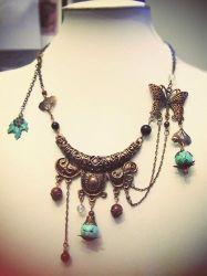Bohemian like you - Necklace by Verope