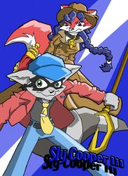 Sly Cooper the Third by MFox87