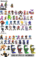 All my NXCstyle Sprites by Masloff