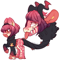 Primal plant adoptable-Auction (OPEN) by Zika-Adopts