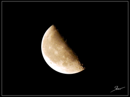 June Half Moon by FirstPrimeOfCessna