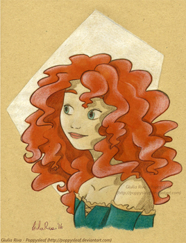 Recycled Merida by Poppysleaf