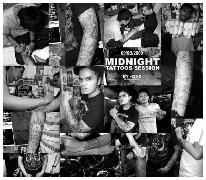 Midnight Ink by 42nd