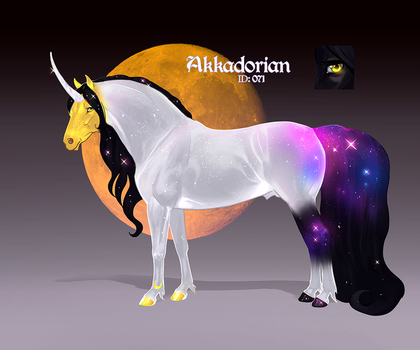 Akkadorian Z Stallion 071 - Official Import by Dezaaru