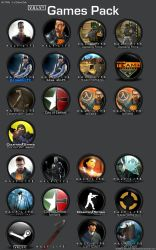 Valve Games Pack Final by 3xhumed