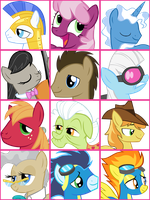 MLP User Icons Vol. 2 by ShelltoonTV