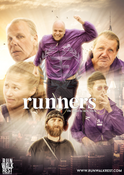 Runners: Movie Poster by EthericDezigns