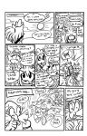 Sonic 06 (Parody) Chapter 3 Page 3 by TacoElGatoComics