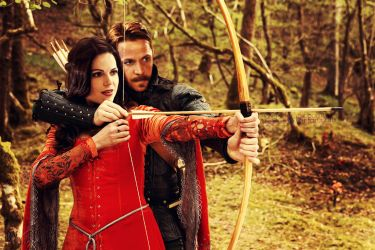 OutlawQueen by KeiSi-X