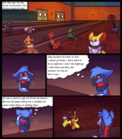 Hope In Friends Chapter 4 Page 1 by Zander-The-Artist