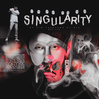 SINGULARITY Edition Kim Taehyung by Porcelain by ItsPorcelain