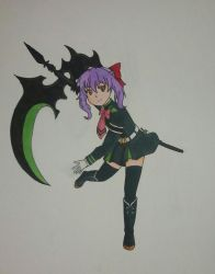 Shinoa Hiiragi by Angiii2-9