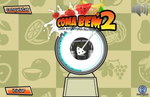 Coma Bem 2 - Title Screen by tiopalada